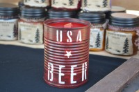 Deck Candle-Beer